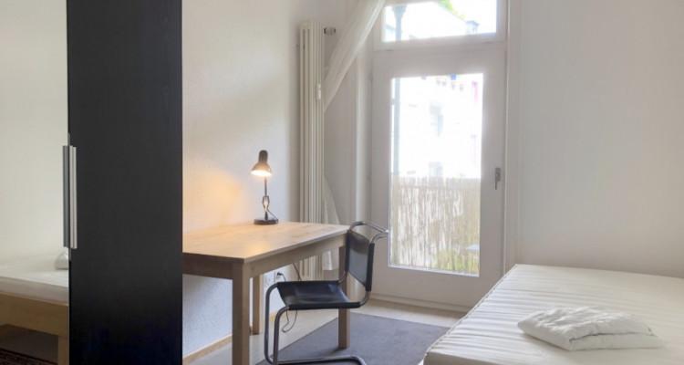 Möbliertes WG-Zimmer mit Balkon im 2. OG image 4