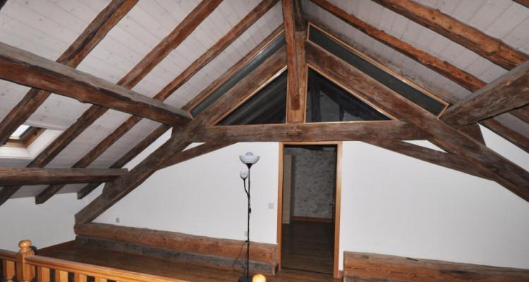 Veyrier - Duplex de 6 pièces dans ferme rénovée image 7