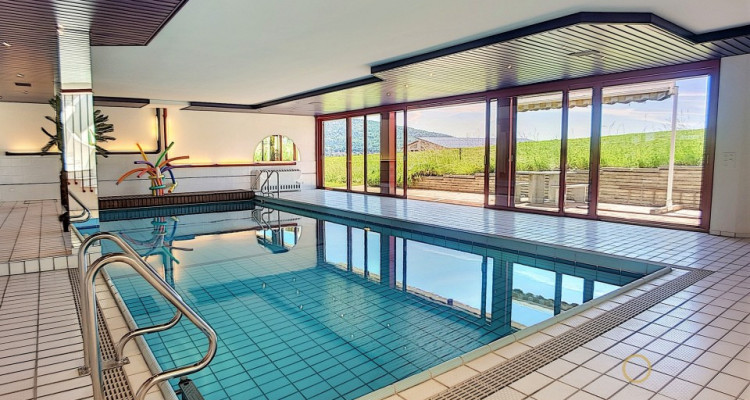 A 12 minutes du centre de Neuchâtel, belle villa et sa piscine!!! image 3