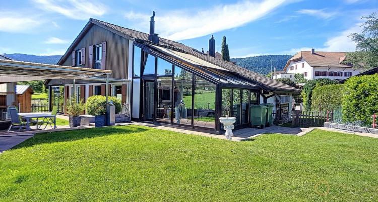 A 12 minutes du centre de Neuchâtel, belle villa et sa piscine!!! image 2