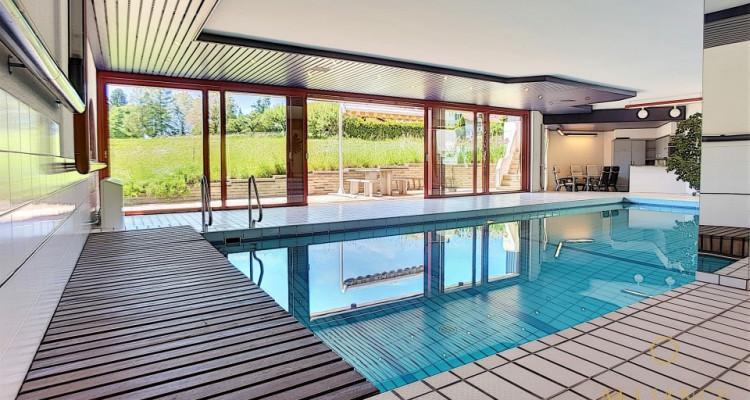 A 12 minutes du centre de Neuchâtel, belle villa et sa piscine!!! image 16