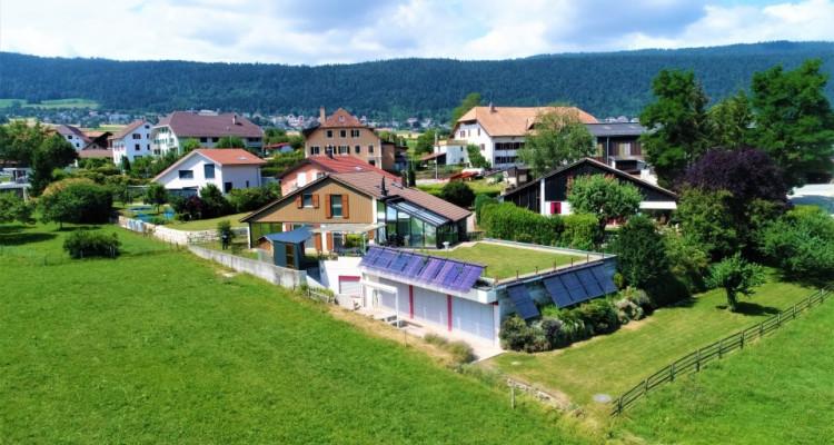 A 12 minutes du centre de Neuchâtel, belle villa et sa piscine!!! image 18