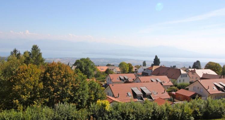 Centre de soins avec vue imprenable sur le Lac Léman et les Alpes image 2