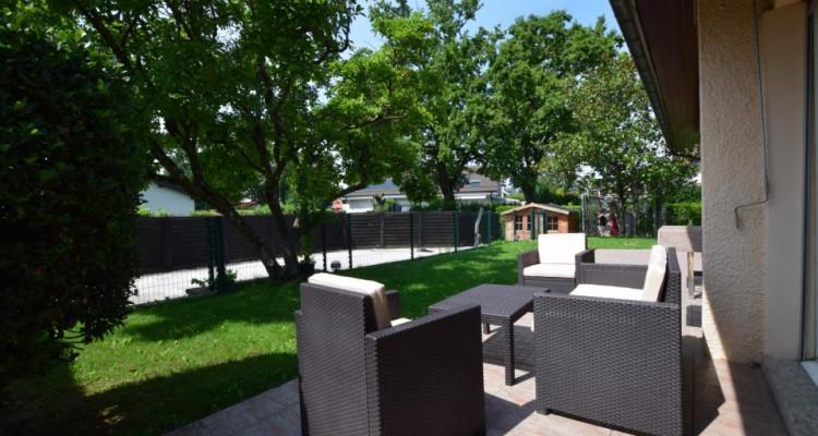 Belle villa 6P avec piscine à Vessy image 2