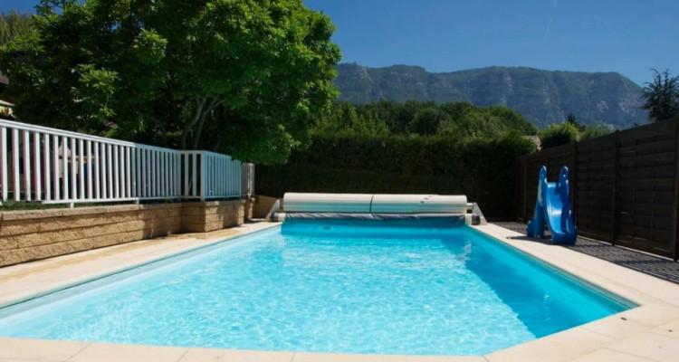 Belle villa 6P avec piscine à Vessy image 4