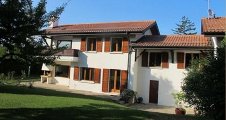 Villa familiale en plein coeur de Vessy image 1