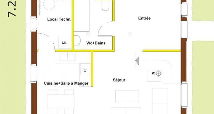Chalet à bâtir pour votre résidence principale à la Tsoumaz image 3