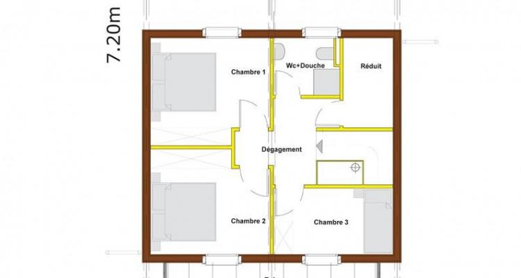 Chalet à bâtir pour votre résidence principale à la Tsoumaz image 4