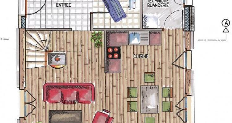 Chalet à bâtir pour votre résidence principale à la Tsoumaz image 7
