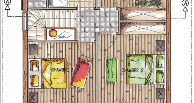 Chalet à bâtir pour votre résidence principale à la Tsoumaz image 8