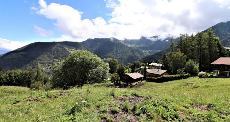 Chalet à bâtir pour votre résidence principale à la Tsoumaz image 5