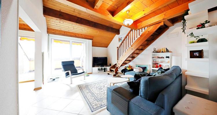 Magnifique appart 4,5 p / 2 chambres / 1 SDB / balcon avec vue lac image 1
