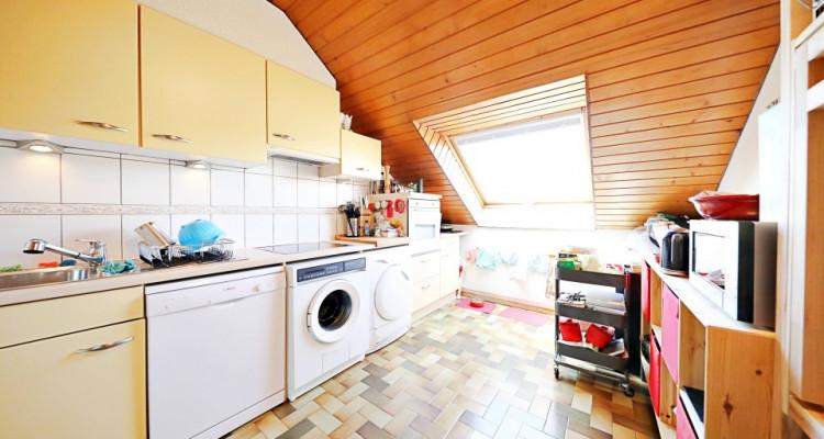 Magnifique appart 4,5 p / 2 chambres / 1 SDB / balcon avec vue lac image 2