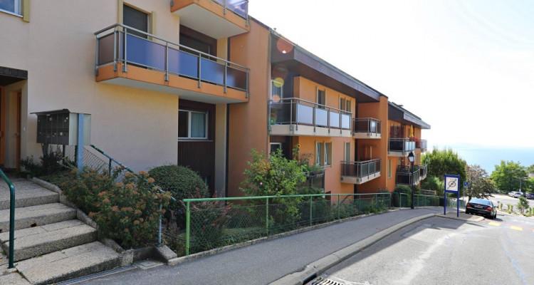 Magnifique appart 4,5 p / 2 chambres / 1 SDB / balcon avec vue lac image 7