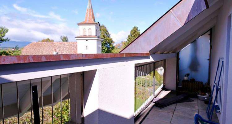 Magnifique Attique 4,5p + mezzanine // 3 chambres // 1 SDB // Balcon image 1