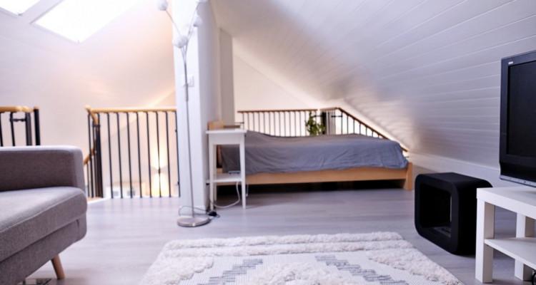 Magnifique Attique 4,5p + mezzanine // 3 chambres // 1 SDB // Balcon image 2
