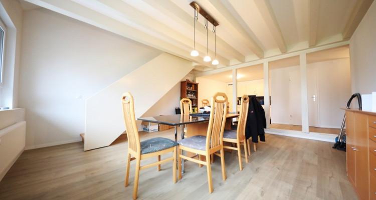 Magnifique 2.5p duplex // 1 chambre // 2 SDB // Grand séjour image 1