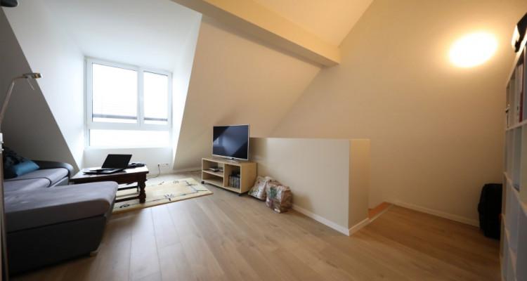 Magnifique 2.5p duplex // 1 chambre // 2 SDB // Grand séjour image 5