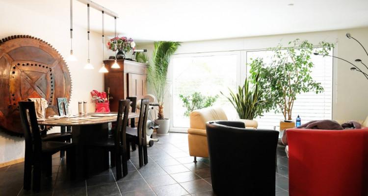 Magnifique maison 6,5p // 4 chambres + combles // Grand jardin image 3