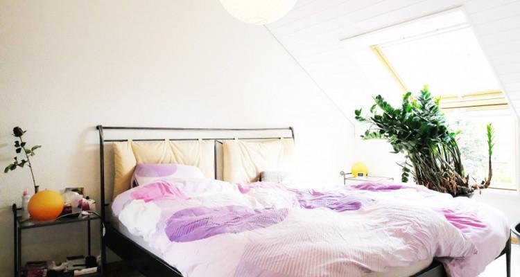 Magnifique maison 6,5p // 4 chambres + combles // Grand jardin image 5