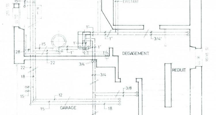 FOTI IMMO - Maison de 5,5 pièces avec potentiel, à rénover. image 9