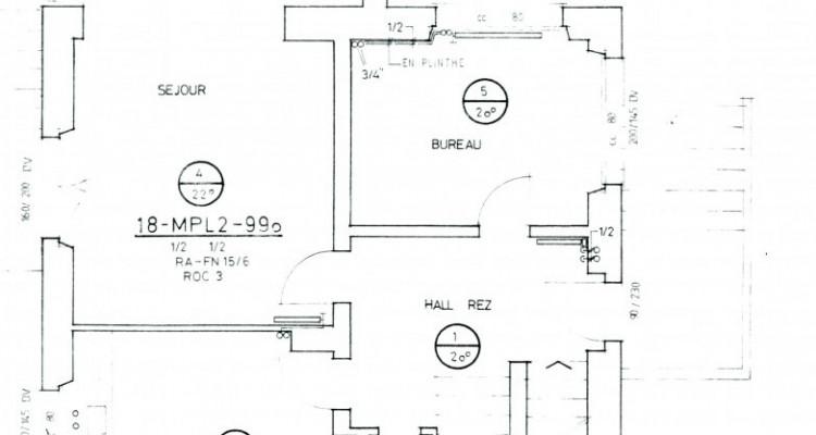 FOTI IMMO - Maison de 5,5 pièces avec potentiel, à rénover. image 10