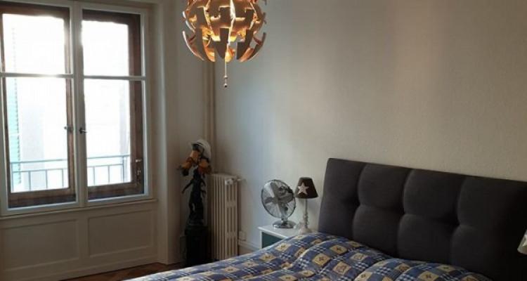 Charmant appartement de 3 pièces Servette/St-Jean image 2
