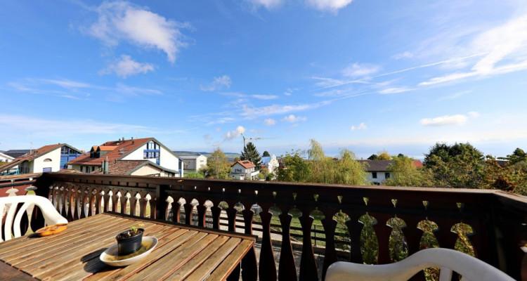 Magnifique appart 2,5 p / 1 chambre / 1 SDB / balcon vue lac image 5