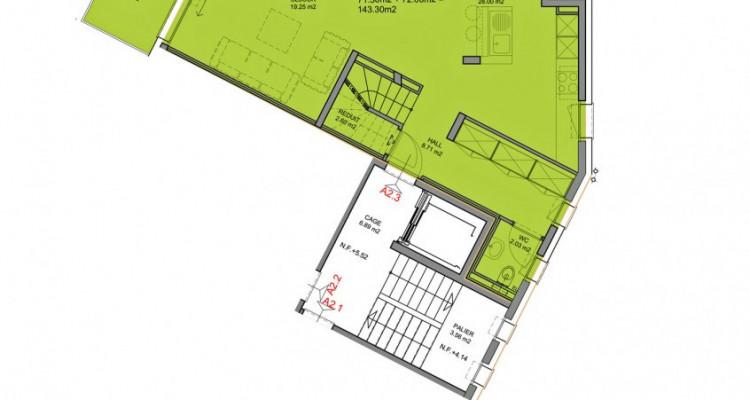 Appartement en attique de 4,5 pièces. image 5