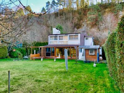 Unique à 5 minutes à pieds du lac de Neuchâtel, votre maison individuelle + un terrain constructible pour moins de Fr. 1500.-/mois * image 1
