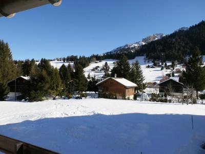 Très bel appartement de 4.5 pièces au pied des pistes de ski image 1