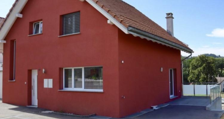 A vendre sur plan villa individuelle à 5 minutes à pieds du lac de Neuchâtel. image 8