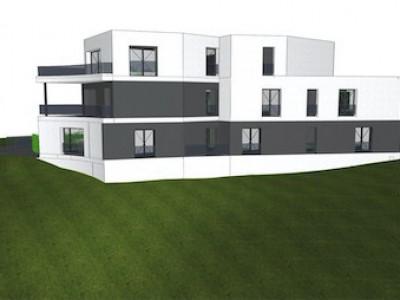 Splendide appartement neuf sur plans, 1er étage, 4 pièces en PPE  image 1