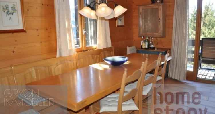 Home Story propose un joli chalet de 7 pièces magnifique vue, sur la piste de ski. image 4