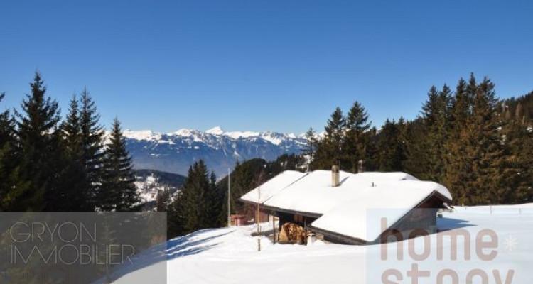 Home Story propose un joli chalet de 7 pièces magnifique vue, sur la piste de ski. image 14
