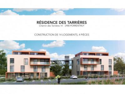 CONSTRUCTION DE 14 LOGEMENTS, 4 PIÈCES PRÉSENTATION image 1