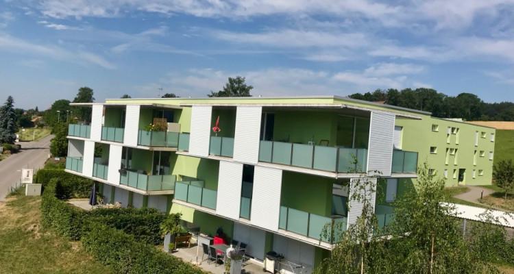 Lumineux et bel appartement 3.5 pces grand balcon à Lussy - FR image 5