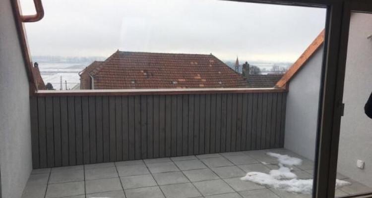 Bel appartement 3,5 p / 2 CHB / 1 SDB / terrasse vue plaine et Alpes image 4