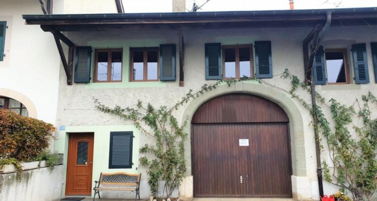 Maison de village sur 3 niveaux à Sezegnin   image 1