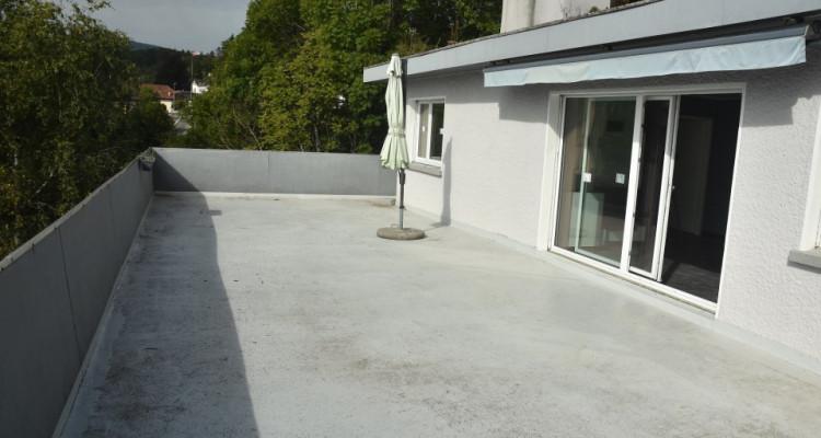 Bel appartement avec magnifique terrasse de 81 m2 avec vue sur le lac image 4