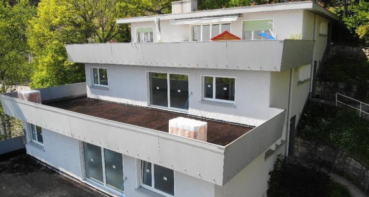 Bel appartement avec magnifique terrasse de 81 m2 avec vue sur le lac image 5