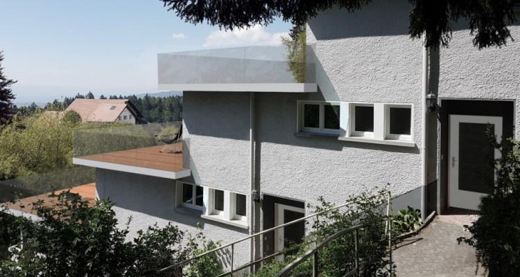 Bel appartement avec magnifique terrasse de 81 m2 avec vue sur le lac image 8