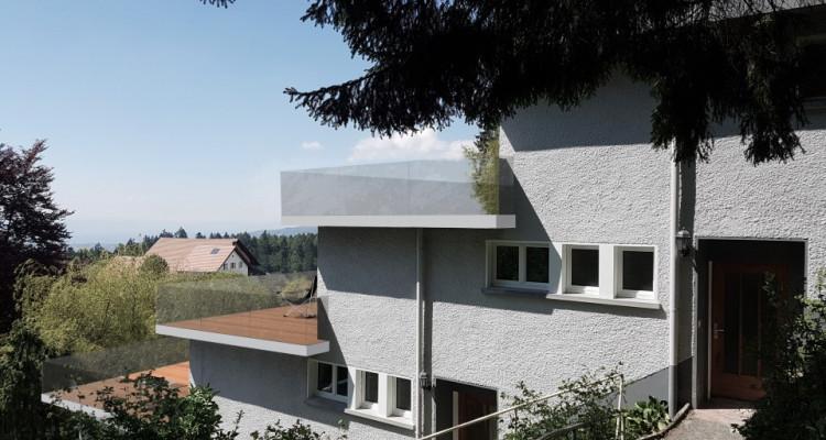 Bel appartement avec magnifique terrasse de 81 m2 avec vue sur le lac image 13