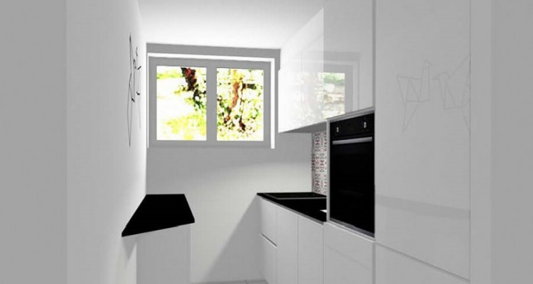 Bel appartement avec magnifique terrasse de 81 m2 avec vue sur le lac image 16