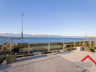 Villa individuelle, piscine et vue sur le lac   image 1