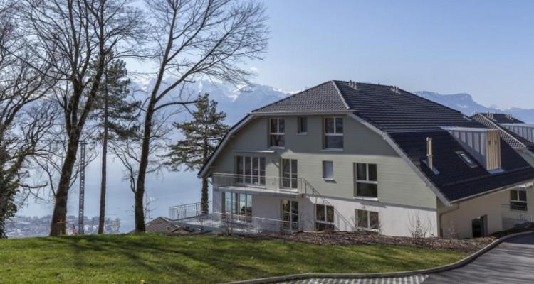 Appartements à vendre de 4.5 et 5,5 pièces à 1803 Chardonne (VD-CH) image 1