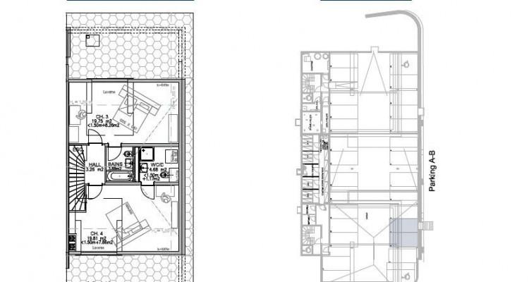 Appartements à vendre de 4.5 et 5,5 pièces à 1803 Chardonne (VD-CH) image 8