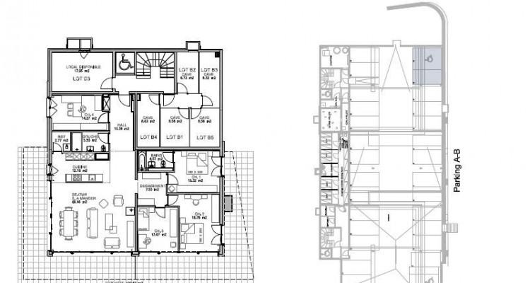 Appartements à vendre de 4.5 et 5,5 pièces à 1803 Chardonne (VD-CH) image 12