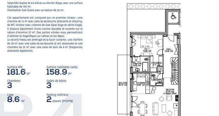 Appartements à vendre de 4.5 et 5,5 pièces à 1803 Chardonne (VD-CH) image 15