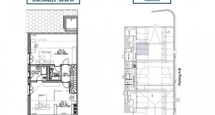 Appartements à vendre de 4.5 et 5,5 pièces à 1803 Chardonne (VD-CH) image 16